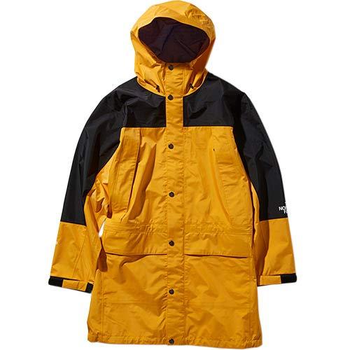 [ノースフェイス] メンズ マウンテンレインテックスコート Mountain Raintex Coat TNFイエロー NP11940 TY XXL