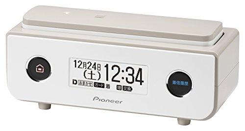 パイオニア Pioneer TF-FD35S デジタルコードレス電話機 迷惑電話防止 マロン TF-FD35S(TY)  【国内正規品】