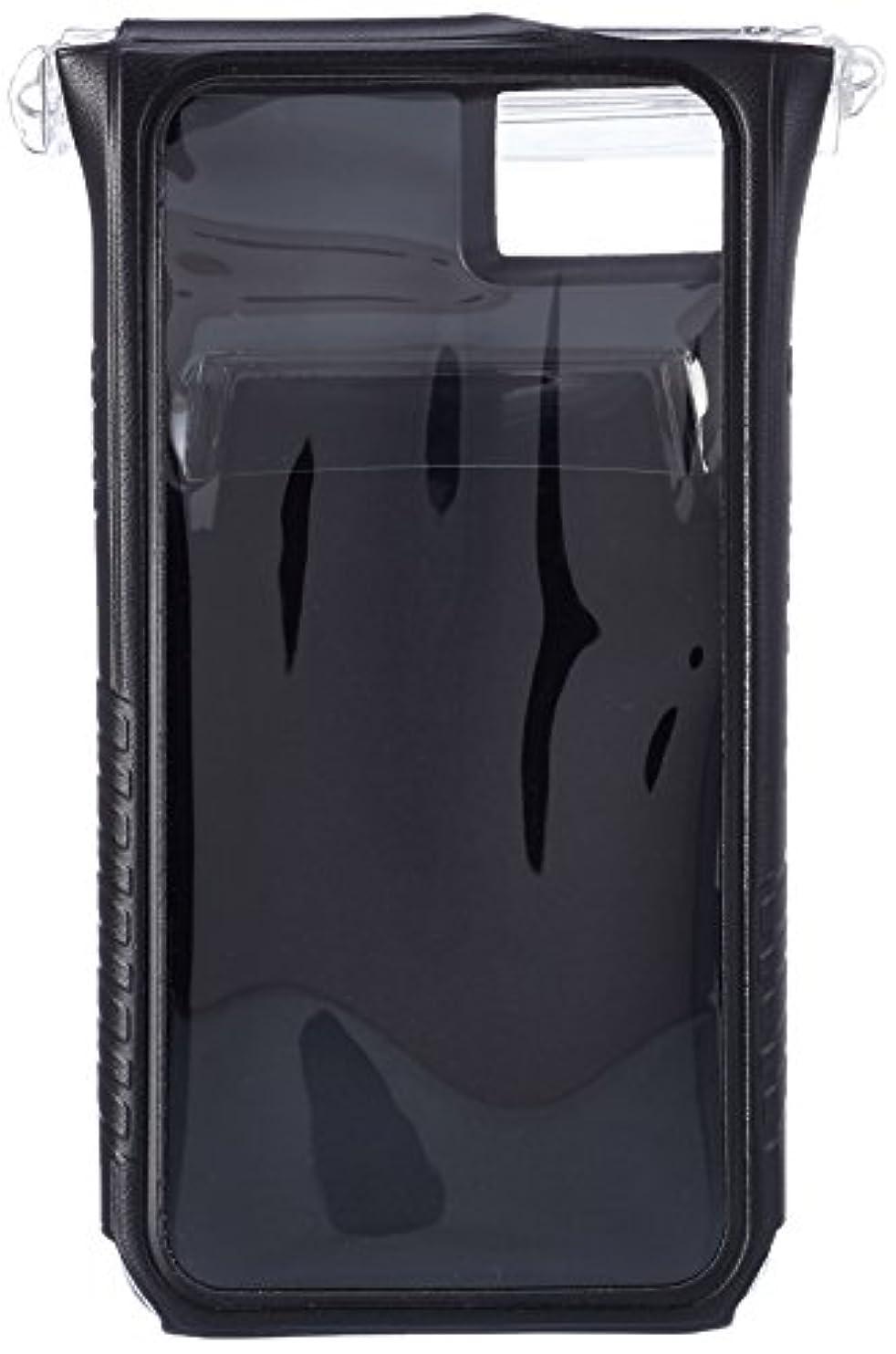 愛弱い個人的にTOPEAK ドライバッグ iPhone6用 BK