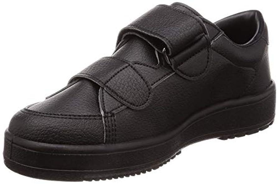 [ムーンスター] ムーンスター メンズ/レディース リハビリ 介護靴 片足販売 Vステップ03 Vステップ03(左足のみ) ブラック 26 cm 3E