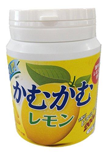 かむかむ かむかむレモン ボトル 120g