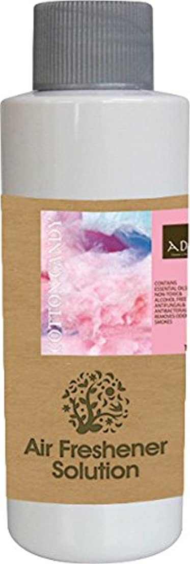白いグリース受け取るエアーフレッシュナー 芳香剤 アロマ ソリューション コットンキャンディー 120ml