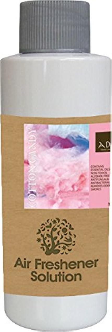 灌漑上流の振動するエアーフレッシュナー 芳香剤 アロマ ソリューション コットンキャンディー 120ml
