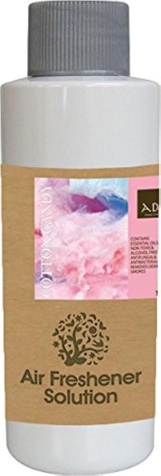 エキサイティング不十分な墓エアーフレッシュナー 芳香剤 アロマ ソリューション コットンキャンディー 120ml
