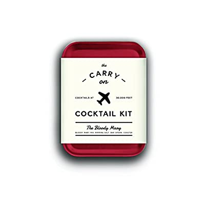 W&P Carry on Cocktail Kit, Bloody Mary, Pack of 2