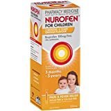 Nurofen for Children 3 Months to 5 Years 200mL Oral Suspension - Orange Flavour