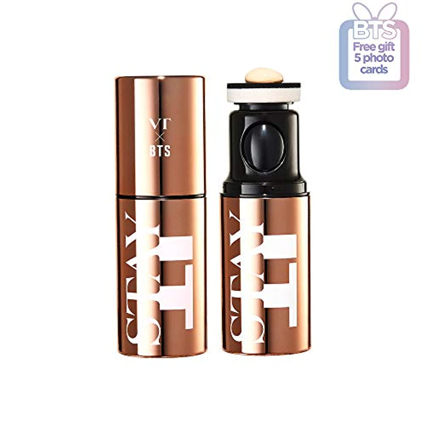 内側冷笑する期待するVT BTS STAY IT TOUCH FOUNDATION 防弾少年団 ファウンデーション (23 Natural Beige) 2019 VT X BTS Edition Season 2 Korean Cosmetics...
