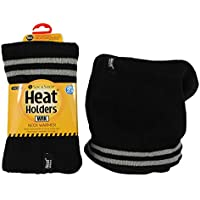 Heat Holders Men's WRK Neck Warmer with reflective stripes