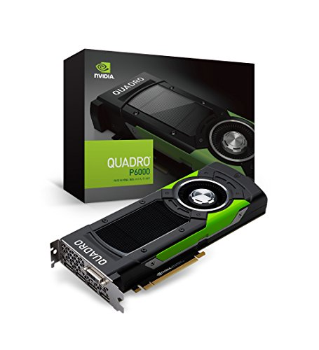 ELSA NVIDIA Quadro P6000 グラフィックスボード VD6177 EQP6000-24GER
