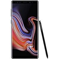 Samsung サムスン Galaxy Note9 Dual N9600 (SIMフリー) 128GB Midnight black/ブラック 香港版 最強スペックQualcomm Snapdragon 845, Octa-core (4x2.8 GHz Kryo 385 Gold & 4x1.7 GHz Kryo 385 Silver) 並行輸入品