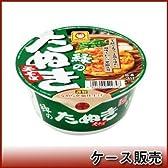 カップラーメン マルちゃん 緑のたぬき天そば 101g 東洋水産 カップ麺 ×12個