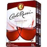 カルロロッシ カリフォルニア 赤 ボックス 3L × 4本
