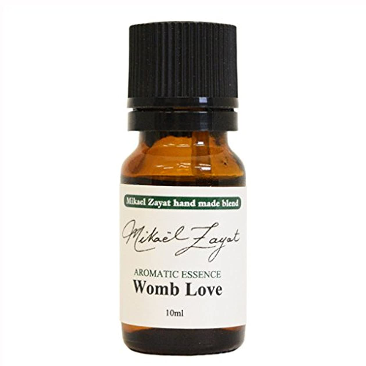 住人同志形ミカエルザヤット Womb Love 10ml / Mikael Zayat hand made blend