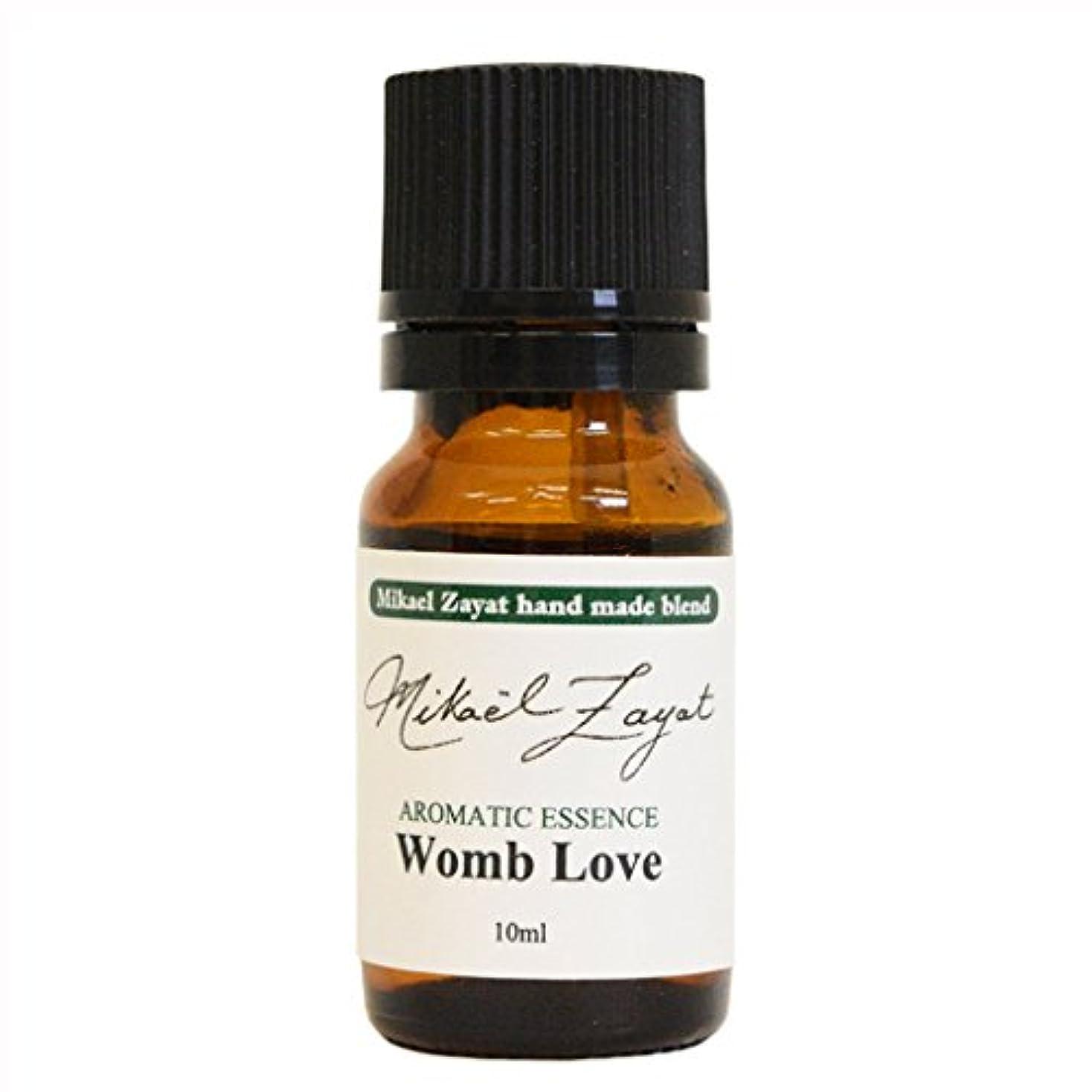 ルーキー無線無謀ミカエルザヤット Womb Love 10ml / Mikael Zayat hand made blend