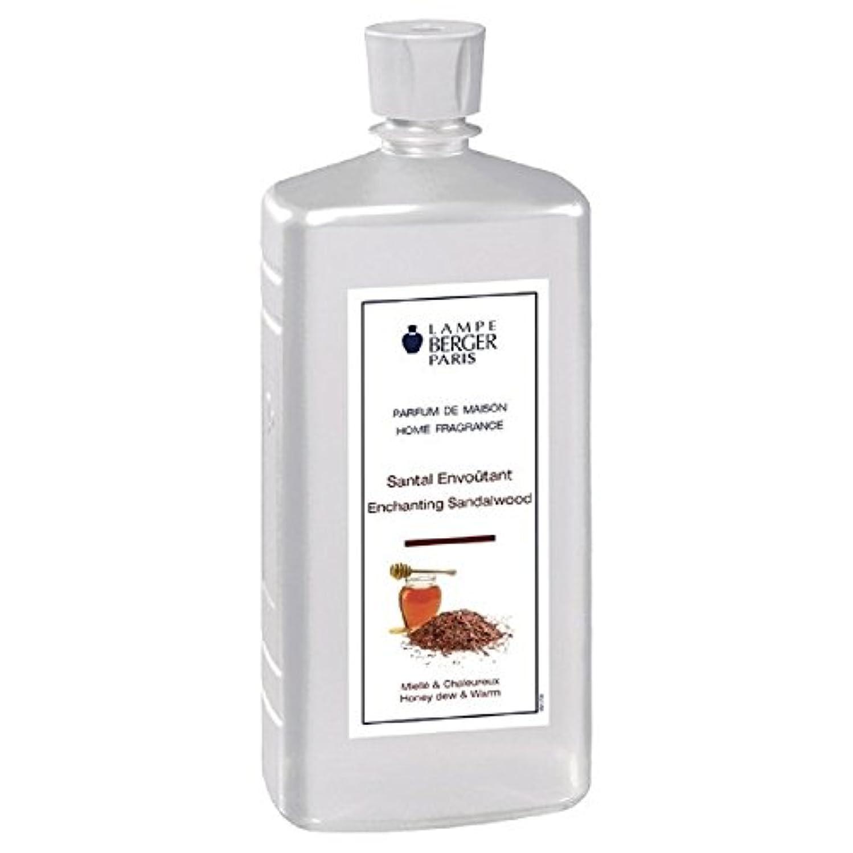 広範囲多数のエピソードランプベルジェ アロマオイル サンダルウッド 1L [並行輸入品]