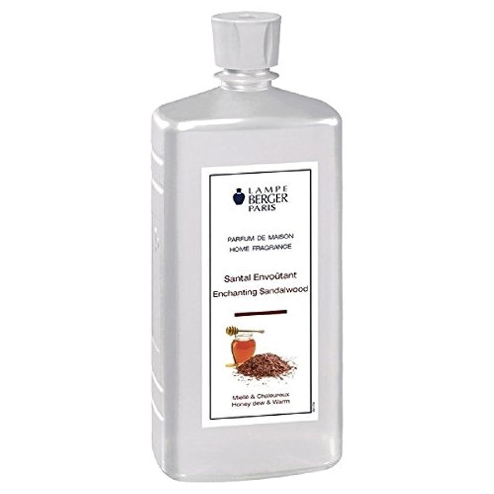 順番細菌海里ランプベルジェ アロマオイル サンダルウッド 1L [並行輸入品]