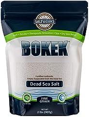 SaltWorks Bokek Dead Sea Bath Salt
