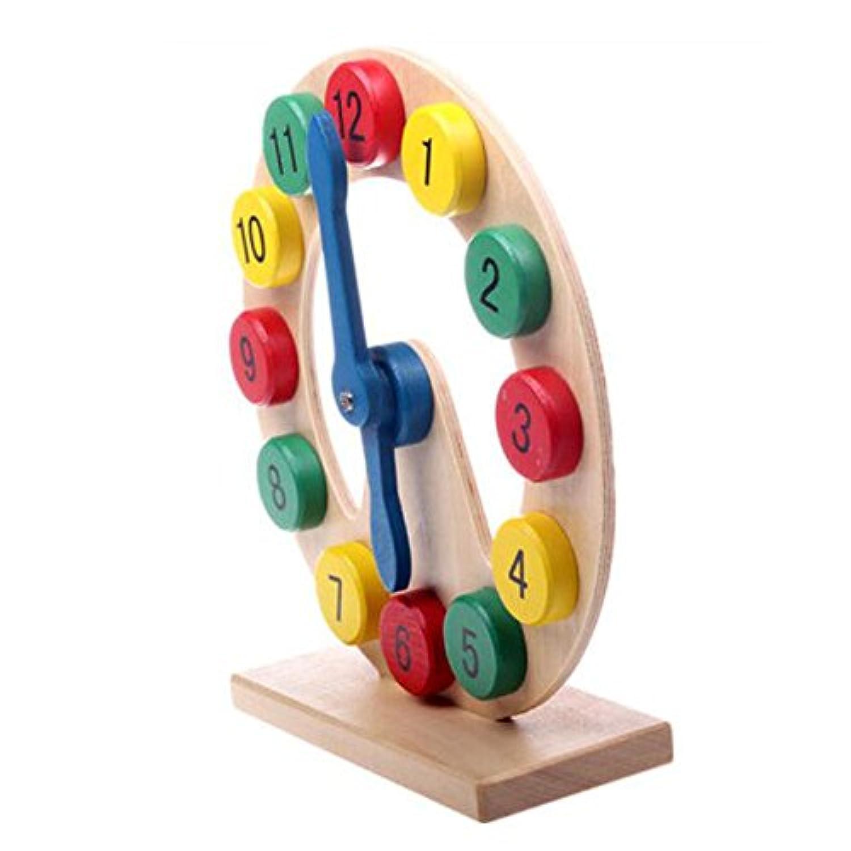 NOQ /デジタル時計形状と色Cognition / Baby toy