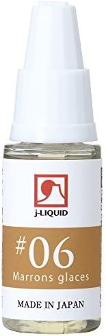 VP JAPAN 電子タバコ専用フレーバーリキッド J-LIQUID マロングラッセ 10ml