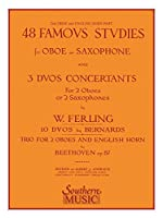48 Famous Studies: Oboe - 2nd and 3rd Part