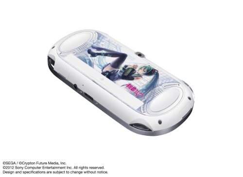 PlayStation Vita 初音 ミク Limited Edition 3G/Wi‐Fiモデル (PCHJ-10001)【メーカー生産終了】