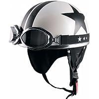 TNK工業 スピードピット CL-950DX パールホワイト/スター 50308 FREE (頭囲 58cm~60cm未満)