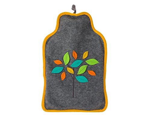 ファシー 湯たんぽ ウィンターリーフ 暖房 節電 防寒 氷枕 水枕 ウィンターリーフ 67206 FASHY [並行輸入品]