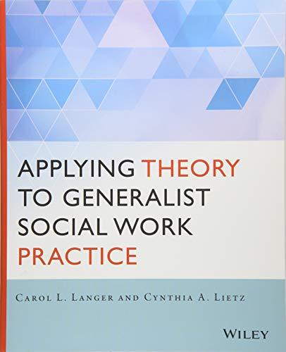 Download Applying Theory to Generalist Social Work Practice 1118859766