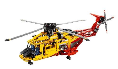 レゴ テクニック ヘリコプター 9396