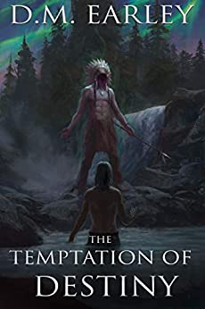 The Temptation of Destiny (Call of Destiny Book 1) by [Earley, D.M.]