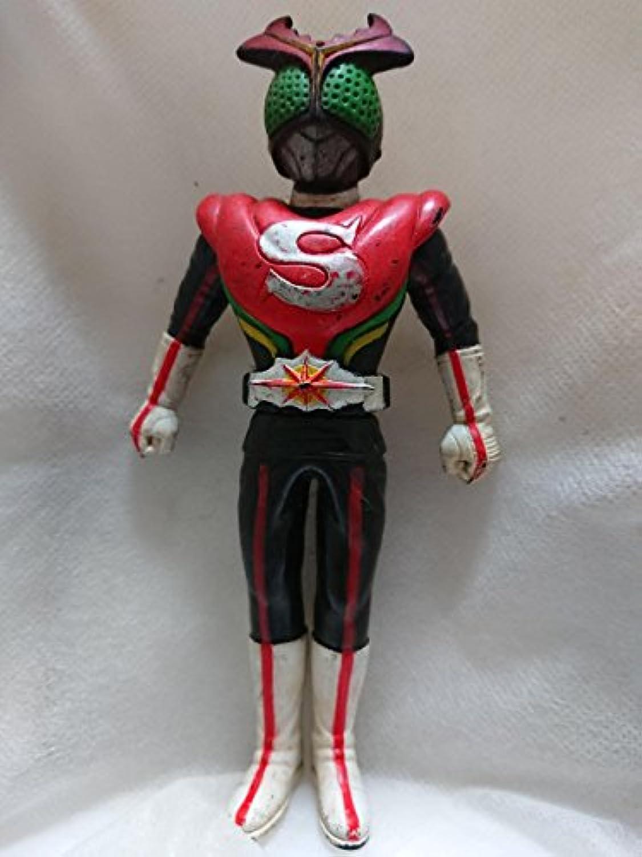 仮面ライダー ソフビ china製 1989 仮面ライダーストロンガー 約16cm