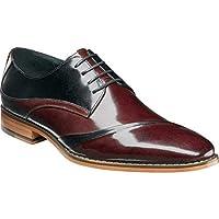 (ステイシー アダムス) Stacy Adams メンズ シューズ・靴 革靴・ビジネスシューズ Talmadge Folded Vamp Oxford [並行輸入品]
