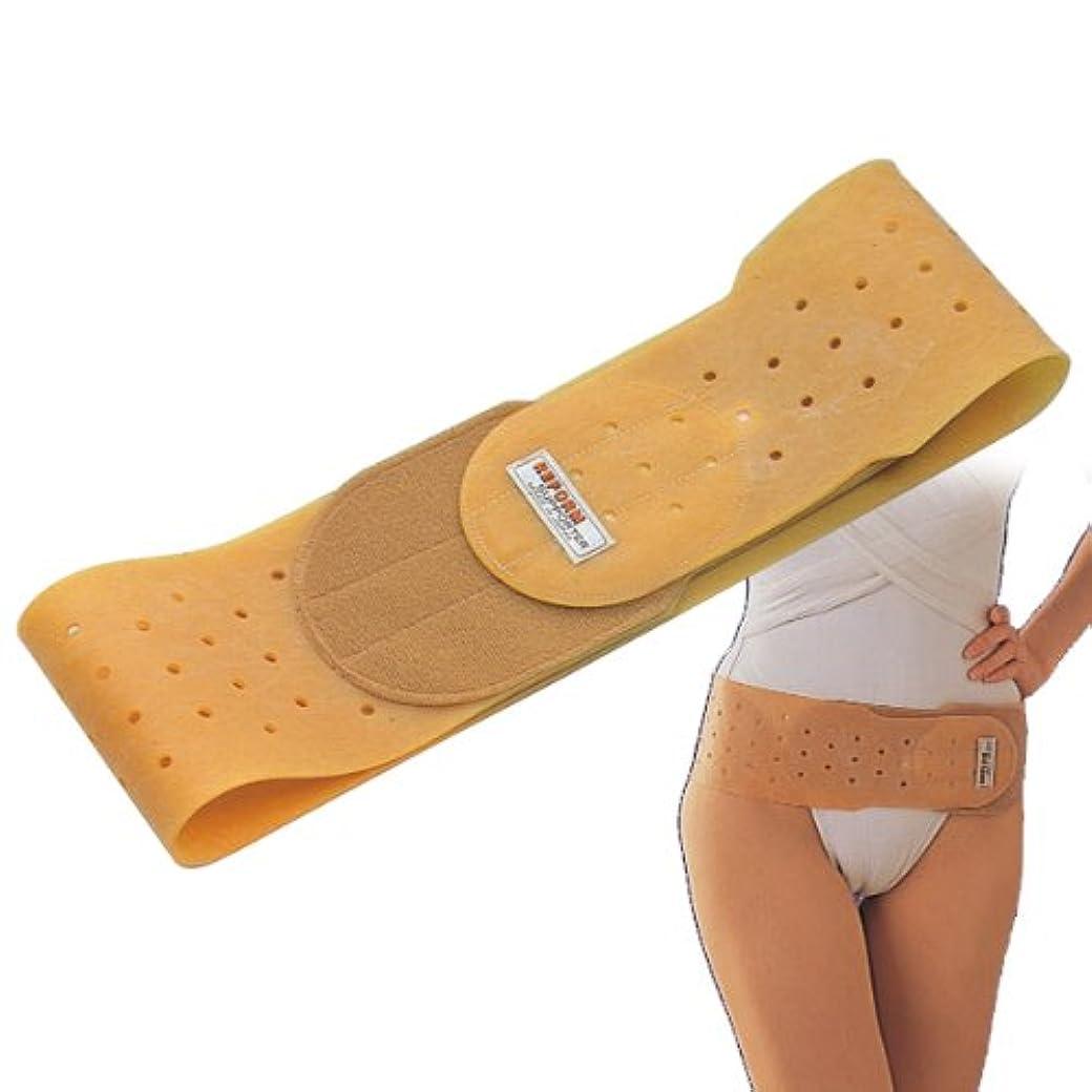 ピンクいっぱい挽く腰専用サポーター骨盤ベルト LL
