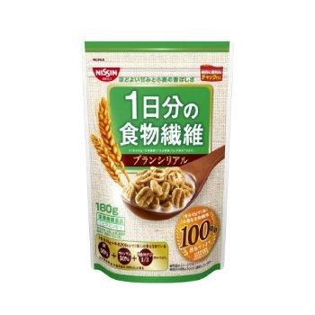 日清シスコ 1日分の食物繊維ブランシリアル 180g