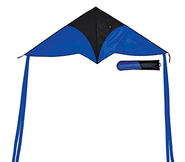 In the Breeze Blue Delta Travel Kite 55-Inch [並行輸入品]