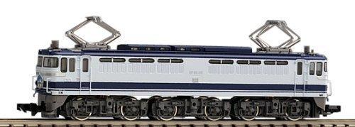 TOMIX Nゲージ2114JR ef65–0形電気機関車( 112ユニットユーロライナー色)