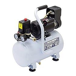 高儀 EARTH MAN エアーコンプレッサー オイルレス 静音タイプ 10L ACP-10A