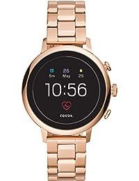 [フォッシル]FOSSIL 腕時計 Q VENTURE タッチスクリーンスマートウォッチ ジェネレーション4 FTW6018 レディース 【正規輸入品】