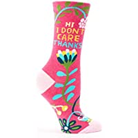 Hi, I don't care thanks - Women's socks