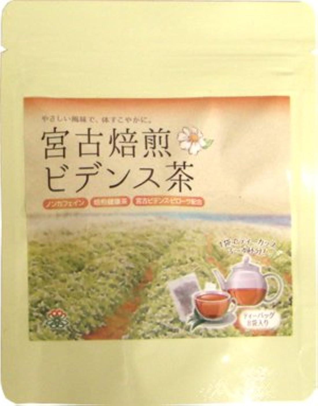 民間ラジウム外交官宮古焙煎ビデンス茶 2g×8袋入り
