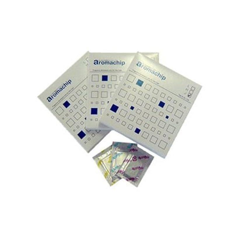 圧縮するチョークミンチタイジ  アロマチップ ジャスミン (小箱30個入)タオル蒸し器用芳香剤