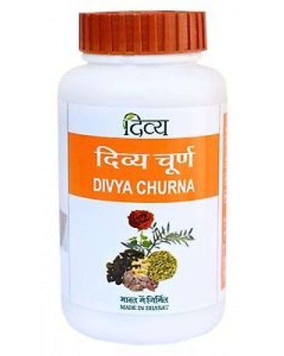 極めて重要な飼いならす農業Divya Gashar Churna腹部用ガス問題100 gm