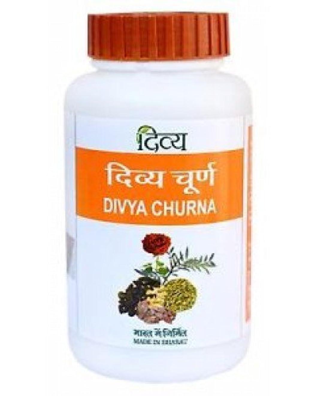 与えるルーチン解決するDivya Gashar Churna腹部用ガス問題100 gm