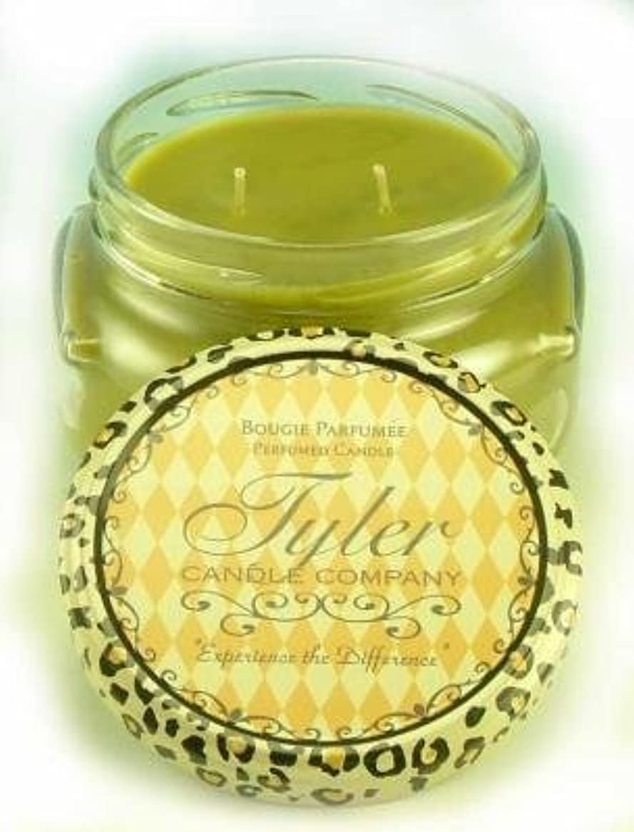 杖科学的フレア1 X Tyler Glass Scented Candle 11 Oz, Original by Tyler Company [並行輸入品]
