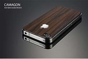 SGP スキンガード for iPhone4 [ウッド・カマゴン] SGP06899