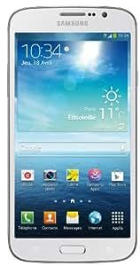 GALAXY Samsung Mega 6.3 GT-I9205(SIMフリー, 海外携帯) (8GB, WHITE ホワイト)