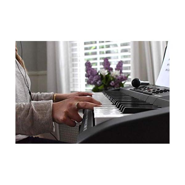 Alesis 電子キーボード 61鍵盤 初心者...の紹介画像3