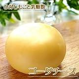 【ひがしもこと乳酪館】 ゴーダチーズ(箱なし)