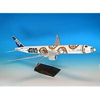 全日空商事 1/200 B777-300ER JA789A BB-8 ANA JET STAR WARS 特別塗装機 ギア付 完成品