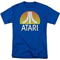 Popfunk Atari Video Game Retro Logo Vintage Gaming Console T Shirt & Stickers